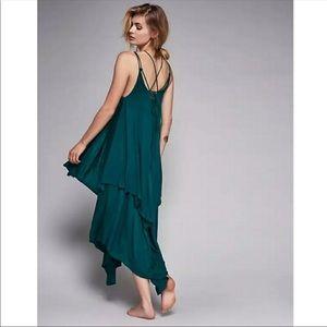 Free People Beach | Boho Strappy Maxi Dress